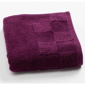 Bellmanetti Magenta Purple pamut törölköző