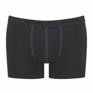 Sloggi 247 H Short 2P fekete alsónadrág
