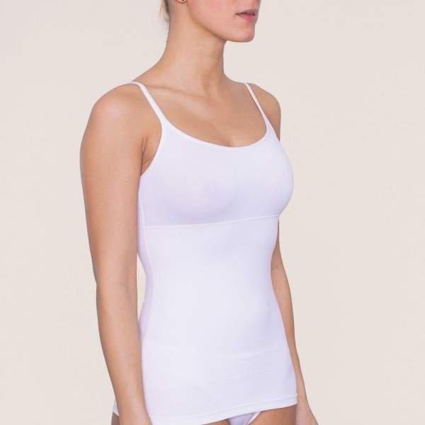 Alakformáló trikó fehér