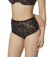 Triumph Velvet Rose Spotlight High R Thong