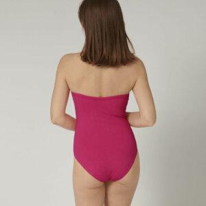 Triumph VENUS ELEGANCE OPD levehető pántos egyrészes fürdőruha rózsaszínben