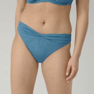 Triumph VENUS ELEGANCE TAI fazonú bikini alsó mediterrán kék színben
