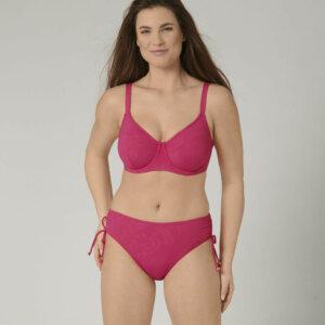 Triumph VENUS ELEGANCE W 02 merevítős bikini felső rózsaszínben