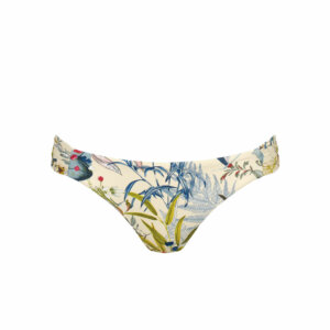 Triumph Botanical Leaf Mini fazonú bikini alsó világos virág mintával